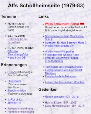 Details | Alf seine Schollheimseite