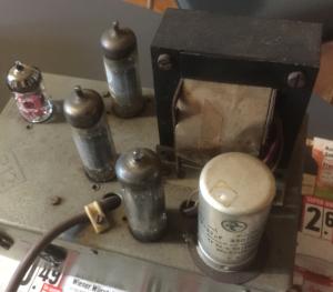 Details | Röhrenverstärker - ausgebaut