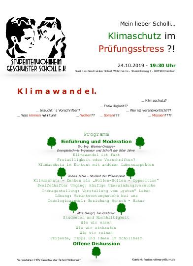 Details | Plakat mit detaillierten Informationen