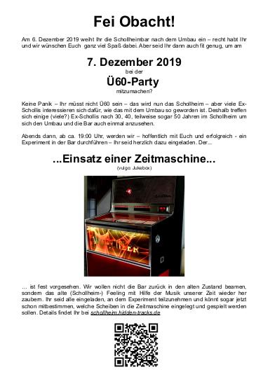 Details | Flyer für die Bewohner des Schollheims - Download mit Klick aufs Bild